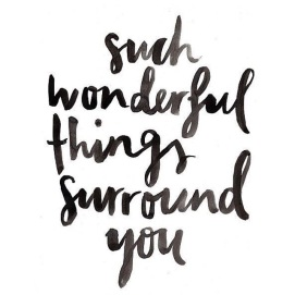 Such-wonderful-things-surround-you-quote_daily-inpsiration